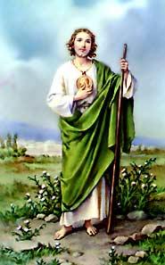 oraciones a San Judas Tadeo para el enfermo