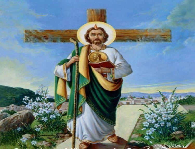 oraciones a San Judas Tadeo para la salud