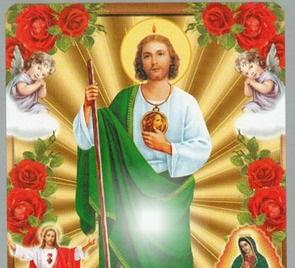 plegarias a San Judas Tadeo para pedir ayuda
