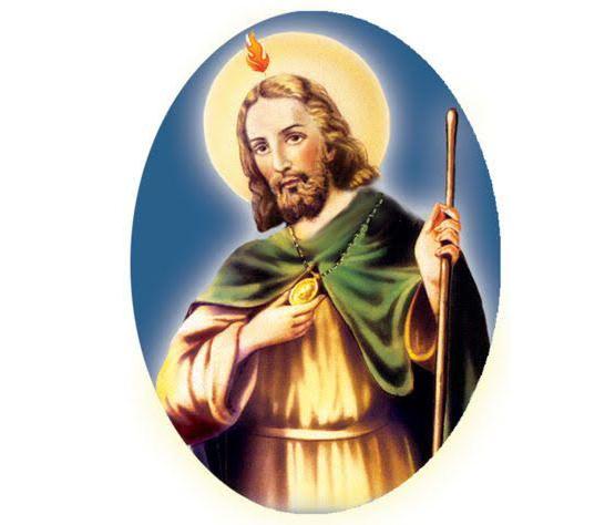 Judas tadeo patrono de las causas difíciles y desesperadas
