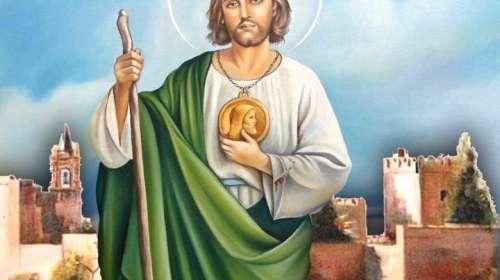oracion milagrosa a san judas tadeo
